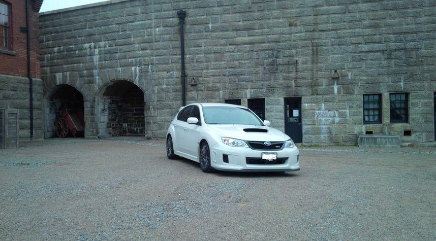 Main photo of Cole Joseph's 2013 Subaru Impreza WRX