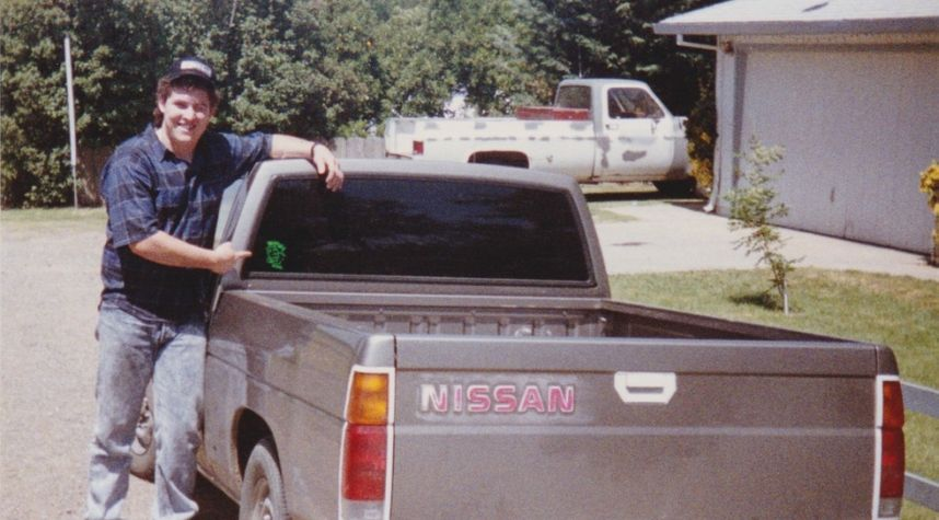 Main photo of Jerry Bourquin's 1987 Nissan Pickup
