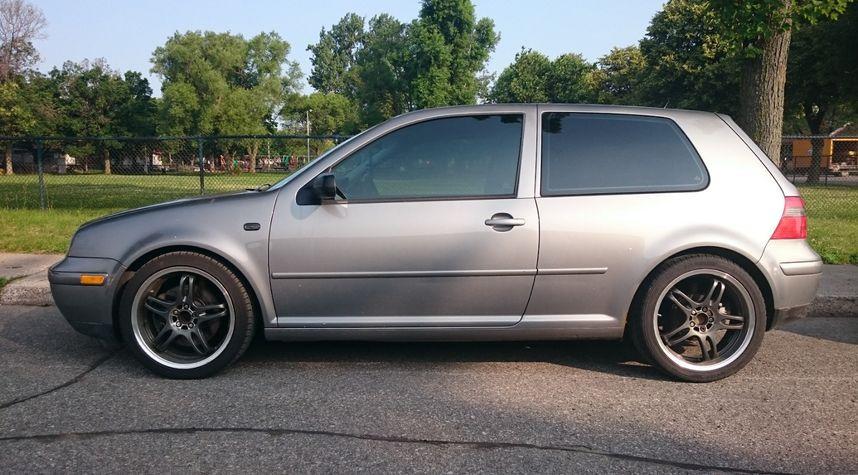 Main photo of Costa Ikonomidis's 2004 Volkswagen GTI
