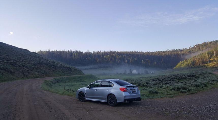Main photo of Jeffery Hardy's 2015 Subaru WRX