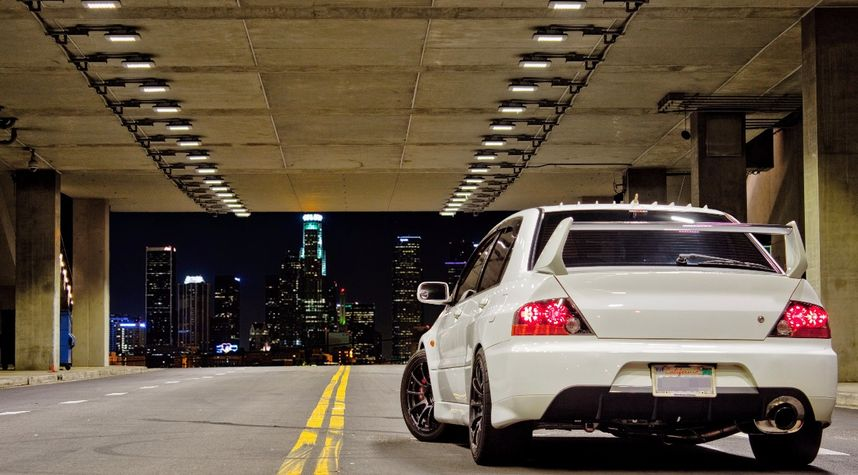 Main photo of Tom Ng's 2006 Mitsubishi Lancer Evolution