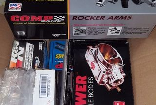 homepage tile photo for Stocking up for my engine build (stage 1):  Comp Cams ProMag...