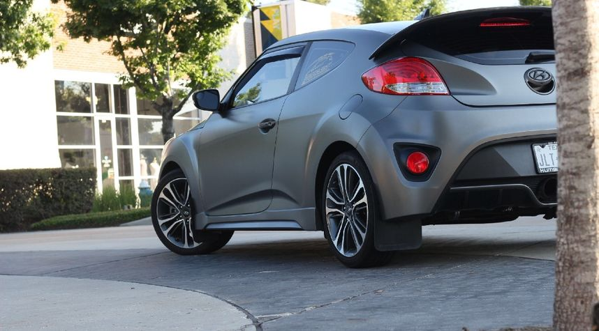 Main photo of Jace Hamilton's 2016 Hyundai Veloster