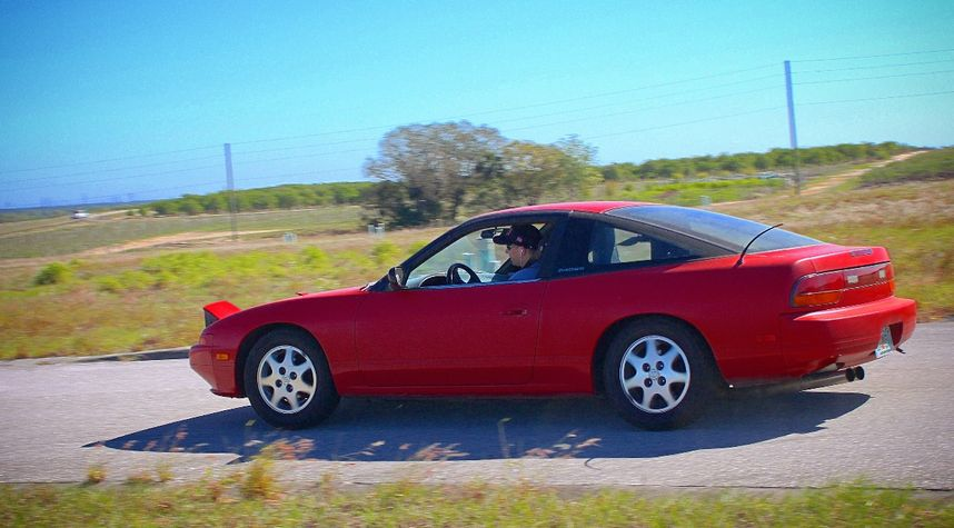 Main photo of Markkyle McDonough 's 1990 Nissan 240SX