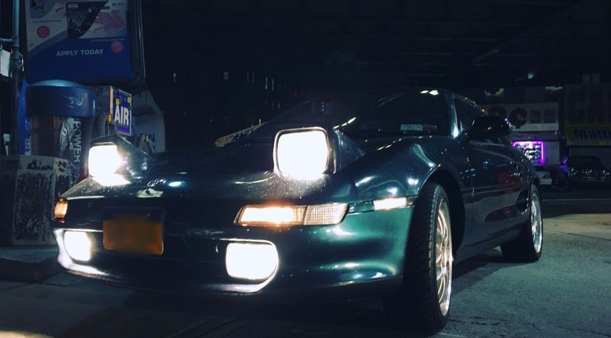 Main photo of John Sung's 1991 Toyota MR2