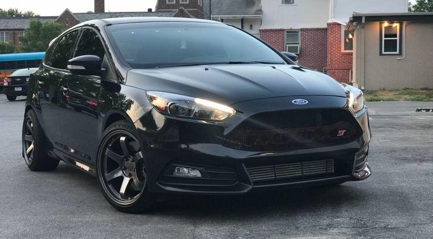 Main photo of Tyler Scott's 2015 Ford Focus ST