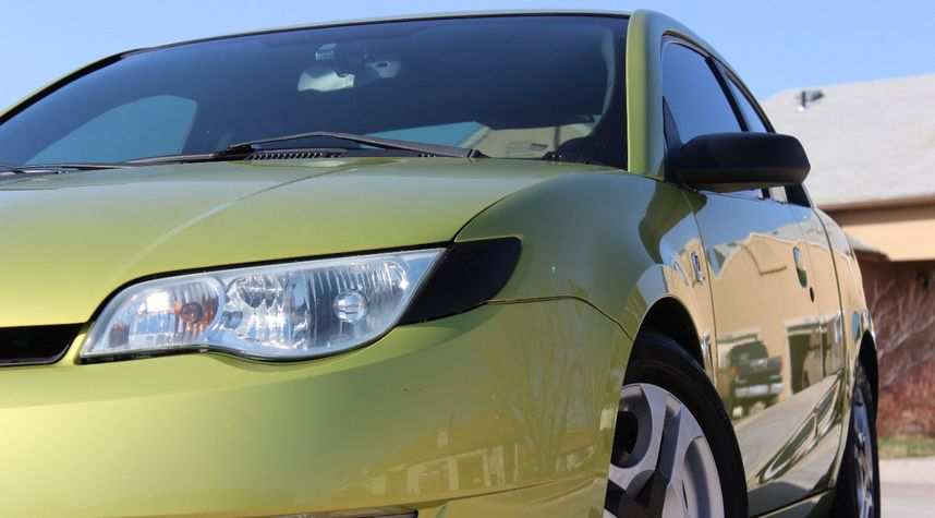 Main photo of Byron Wright's 2004 Saturn ION