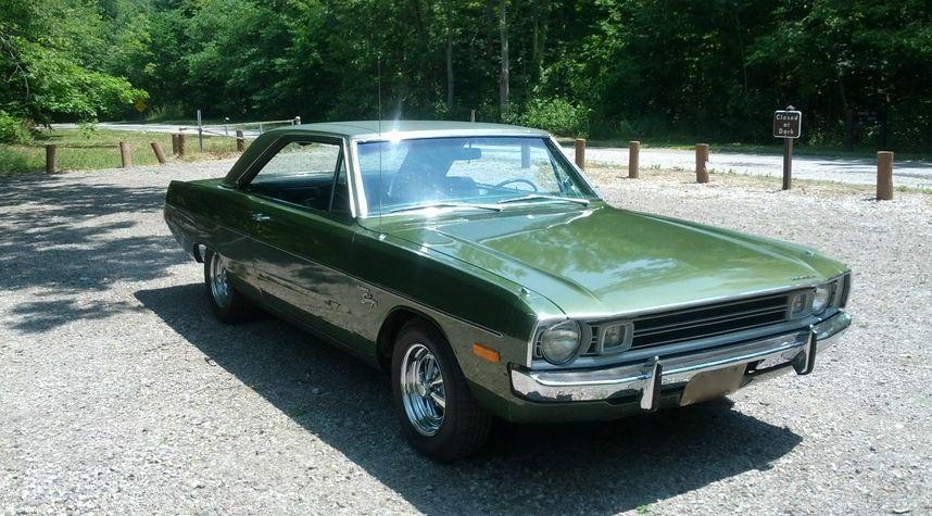 Main photo of Nick Barnhart's 1972 Dodge Dart