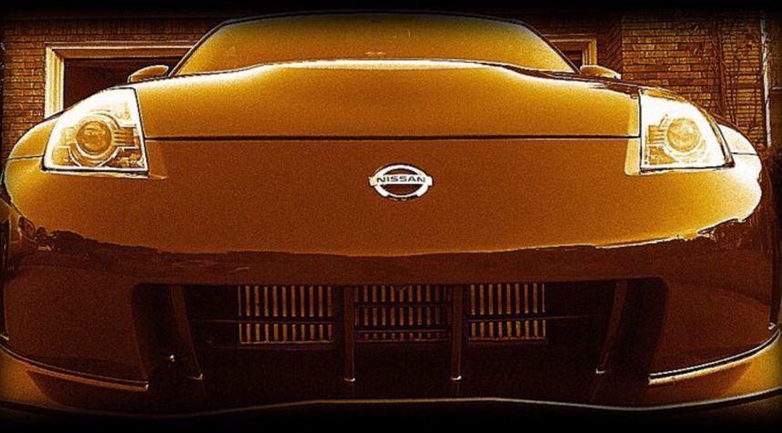 Main photo of Carter Vincent's 2008 Nissan 350Z
