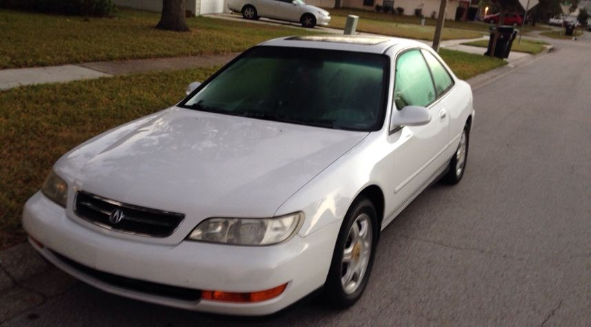 Main photo of Mark  Boutwell's 1997 Acura CL