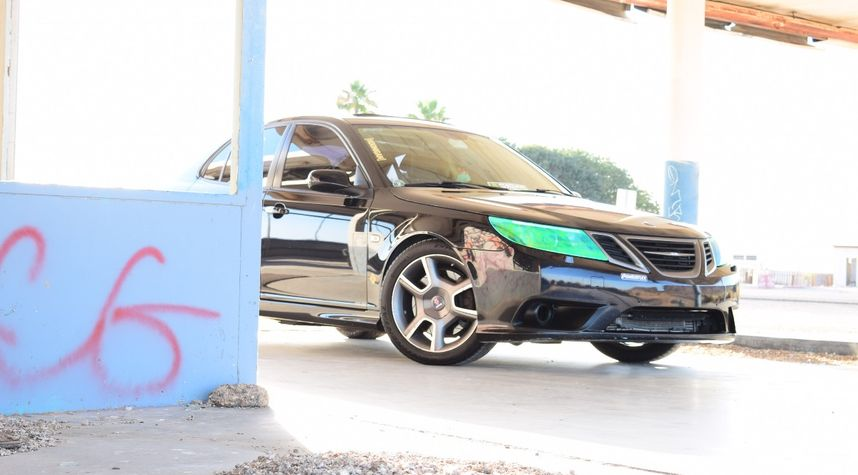 Main photo of Kyle Retama's 2008 Saab 9-3