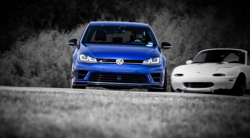 Main photo of Carey Ritchey's 2017 Volkswagen Golf R