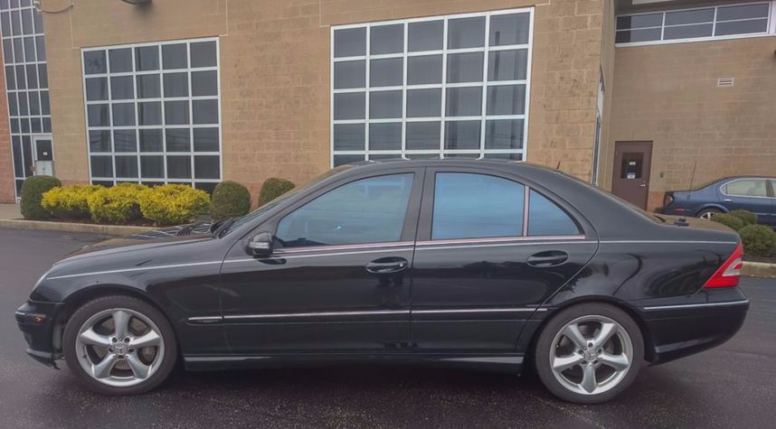 Main photo of Josh Claypool's 2005 Mercedes-Benz C-Class
