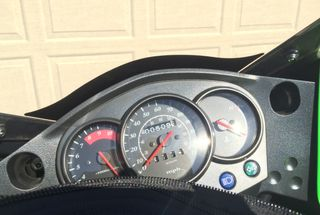 homepage tile photo for I got my second accessory for the KLR earlier this week, a soft...