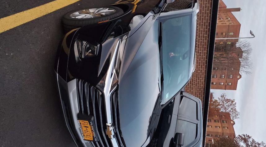 Main photo of Sean Brown's 2019 Chevrolet Blazer