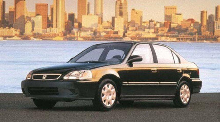 Main photo of Igor Brinda's 1999 Honda Civic