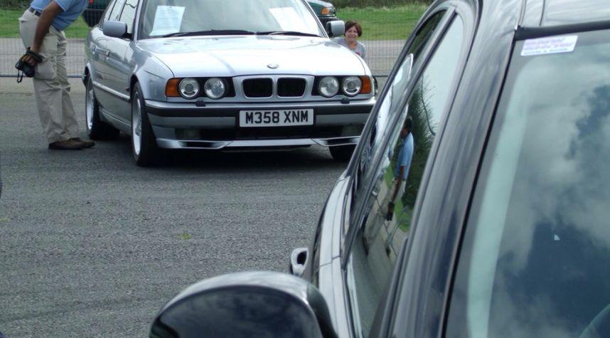 Main photo of Stefan Butler's 1994 BMW 5_Series