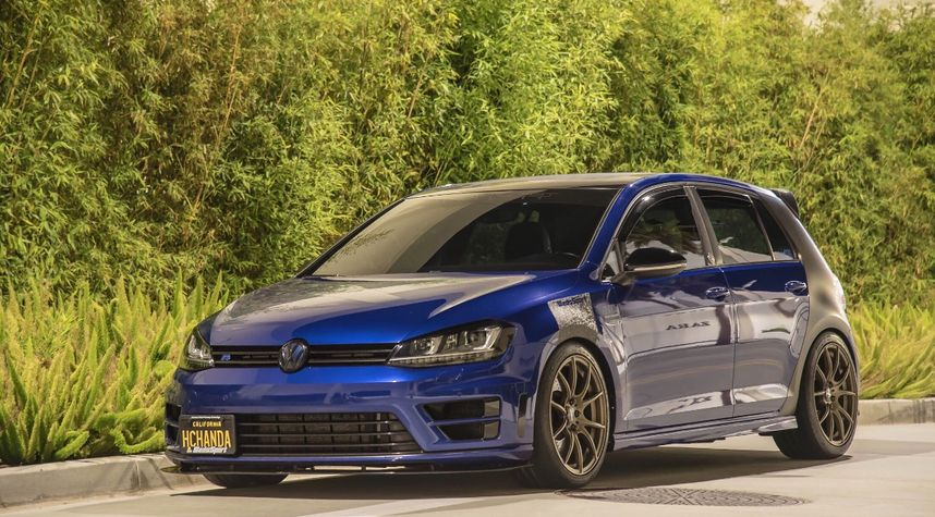 Main photo of Henry  Chan's 2015 Volkswagen Golf R