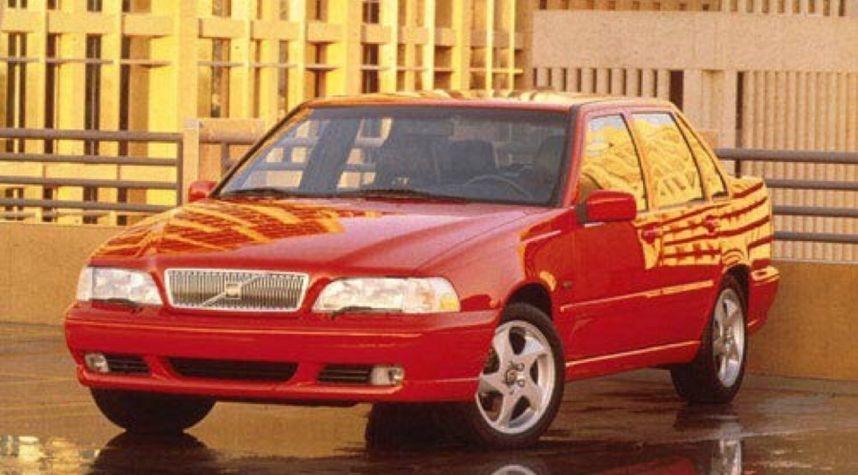 Main photo of Josh Buck's 1998 Volvo S70