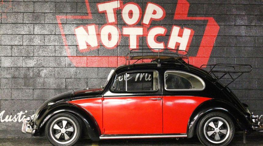 Main photo of Matt Jackson's 1963 Volkswagen Beetle (Pre-1980)