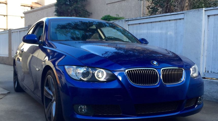 Main photo of Mark Lee's 2009 BMW 3 Series