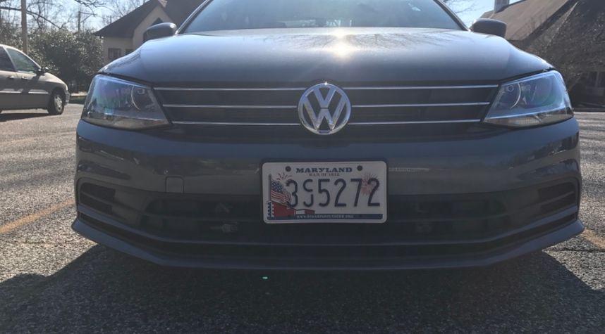 Main photo of Grayson Osborn's 2017 Volkswagen Jetta
