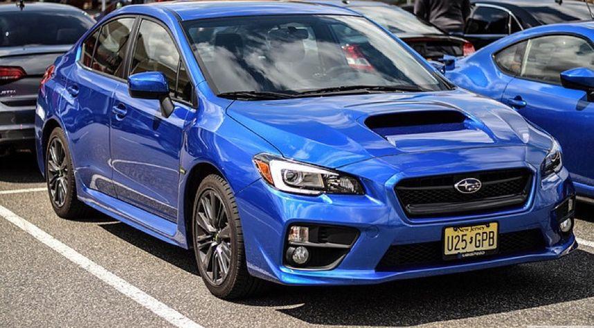 Main photo of Matt Dey's 2015 Subaru WRX