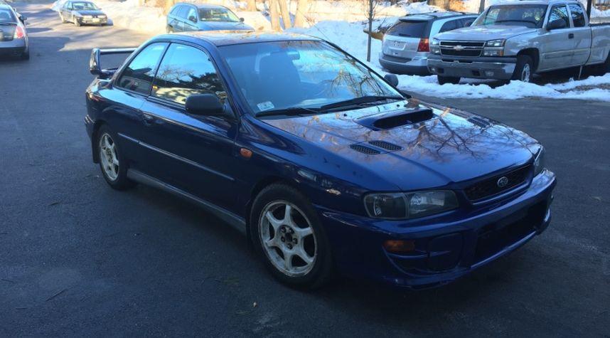 Main photo of Alex Febonio's 2000 Subaru Impreza