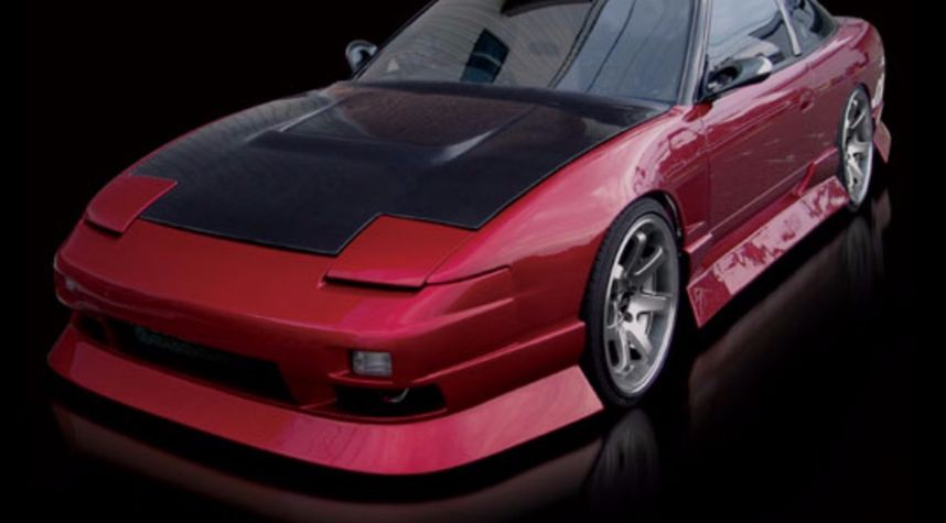 Main photo of Adam Martin's 1993 Nissan 240SX