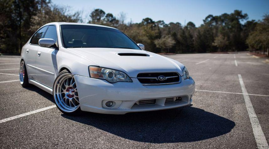 Main photo of Josh Mm's 2007 Subaru Legacy