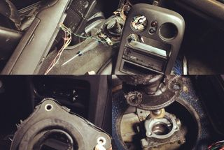 homepage tile photo for Shifter rebuild kit and boot replacement