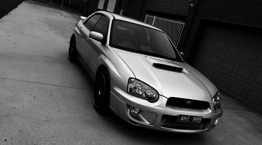 Main photo of Josh Christou's 2004 Subaru Impreza