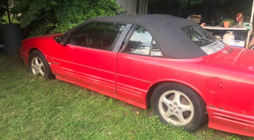 Main photo of Gerard Magnifico's 1994 Oldsmobile Cutlass Supreme
