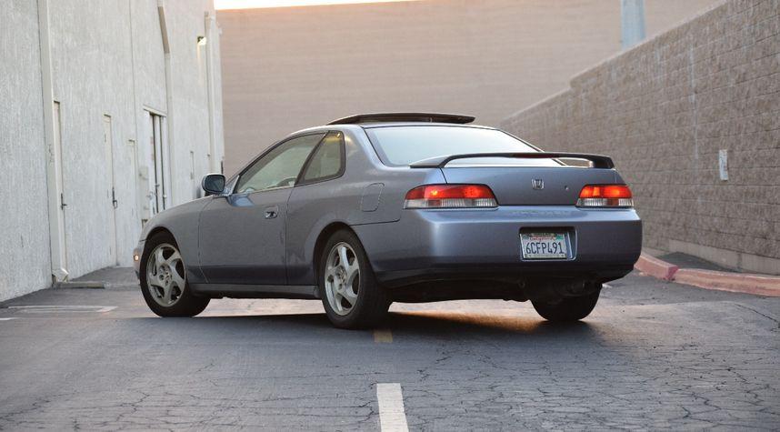 Main photo of Jay Ham's 1999 Honda Prelude