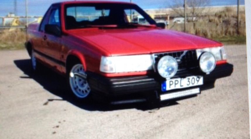 Main photo of Casper Fransson's 1993 Volvo 940