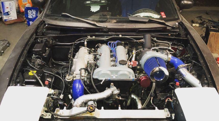 Main photo of Blake Walser's 1991 Mazda MX-5 Miata