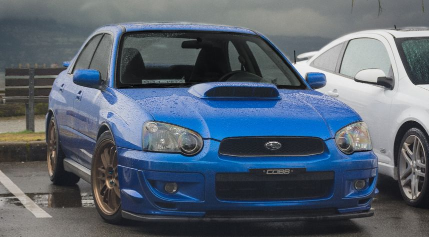 Main photo of Devin Morrison's 2004 Subaru Impreza WRX