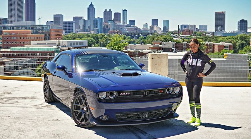 Main photo of Humblw KB's 2016 Dodge Challenger