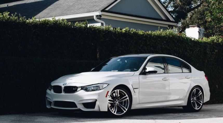 Main photo of Andres Diaz's 2015 BMW M3