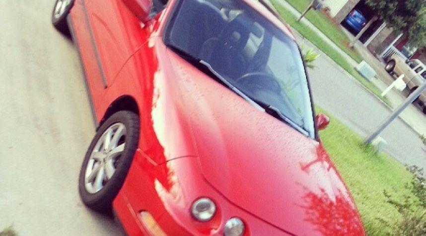 Main photo of Sam Tith's 1995 Acura Integra