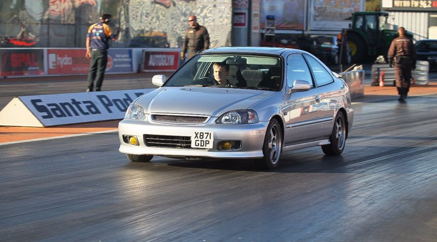 Main photo of Joe Quirk's 2000 Honda Civic