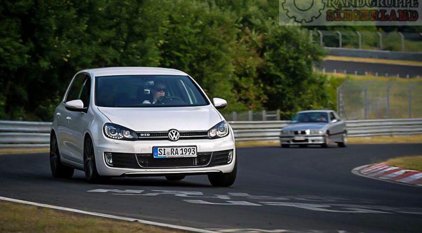 Main photo of Christian Wehn's 2012 Volkswagen Golf