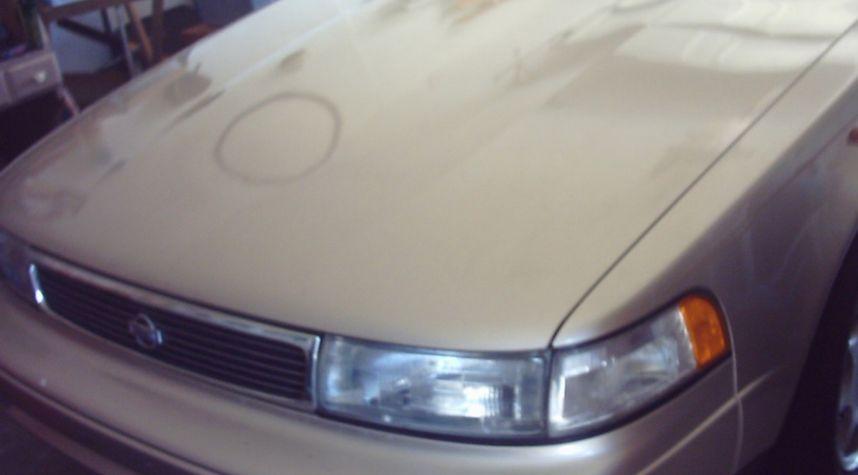 Main photo of Christopher Tillett's 1994 Nissan Maxima
