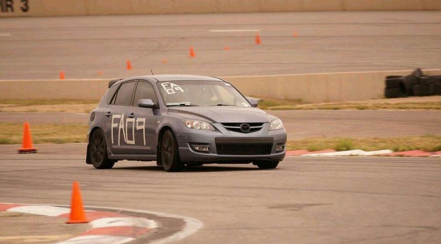 Main photo of Cody Fitzgerald's 2008 Mazda MAZDASPEED MAZDA3