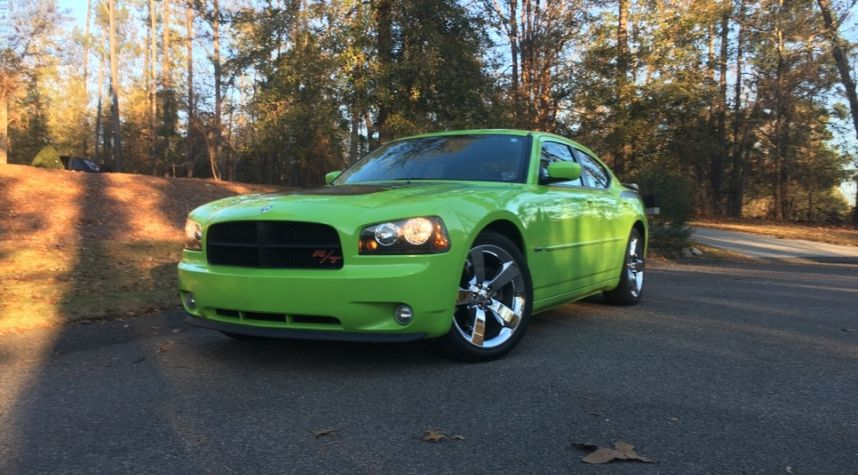 Main photo of Isaac Harby's 2007 Dodge Charger