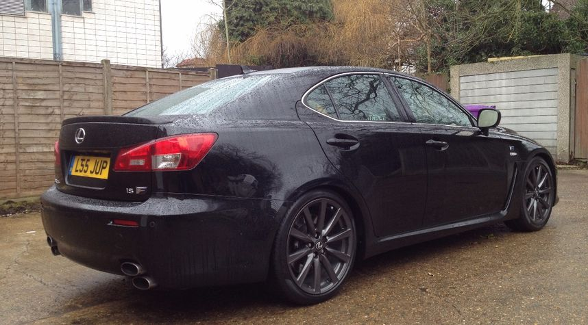 Main photo of Walter O'Malley's 2009 Lexus IS F