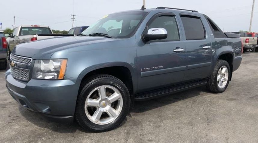 Main photo of Mr Glock's 2008 Chevrolet Avalanche