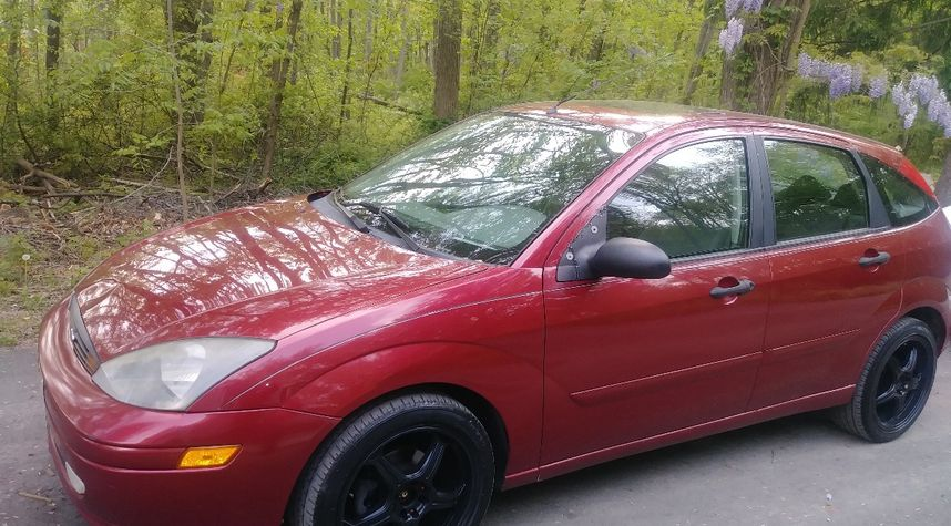 Main photo of Alfredo Velez's 2003 Ford Focus