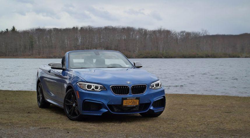 Main photo of Brian Silvestro's 2016 BMW 2 Series