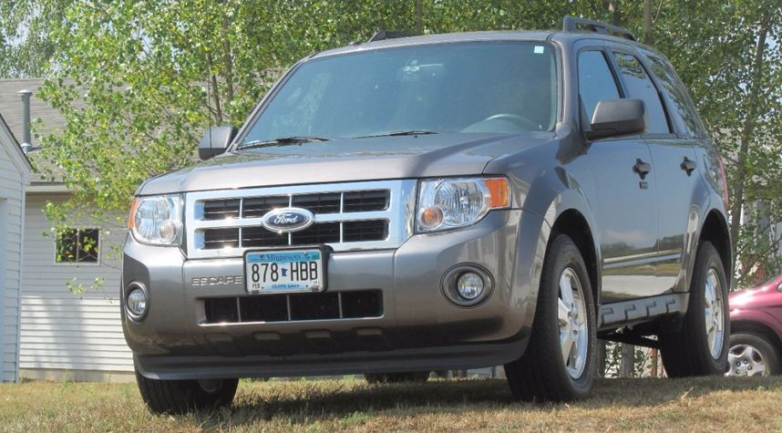 Main photo of James Hickey's 2012 Ford Escape